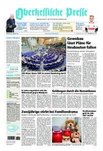 Oberhessische Presse Marburg/Ostkreis - 25. Oktober 2017