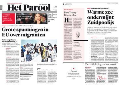 Het Parool – 14 juni 2018