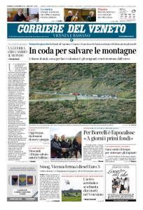 Corriere del Veneto Vicenza e Bassano – 04 novembre 2018