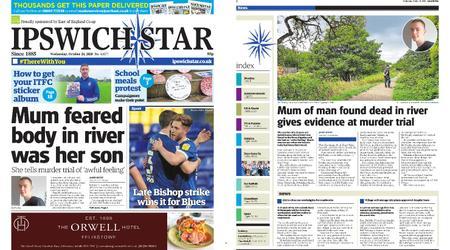 Ipswich Star – October 28, 2020