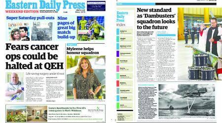 Eastern Daily Press – September 22, 2018