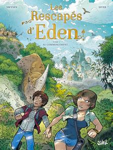 Les Rescapés d'Eden - Tome 1 - Au Commencement