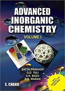 Advanced Inorganic Chemistry ( Volume 1) 19th Edition