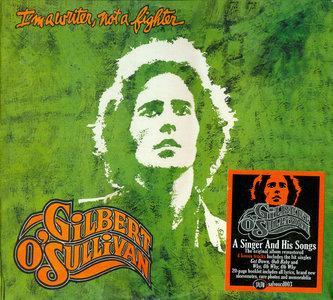 Gilbert O'Sullivan - I'm A Writer, Not A Fighter (1973) Remastered Reissue 2012