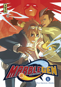 Marblegen - Origines - Tome 1