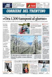 Corriere del Trentino – 25 marzo 2020