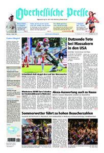 Oberhessische Presse Marburg/Ostkreis - 05. August 2019