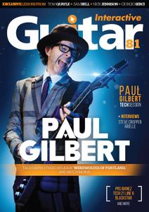 Guitar Interactive - Issue 81 2021