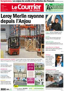 Le Courrier de l'Ouest Saumur – 20 mai 2019