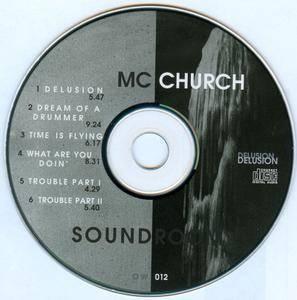 McChurch Soundroom - Delusion (1971)