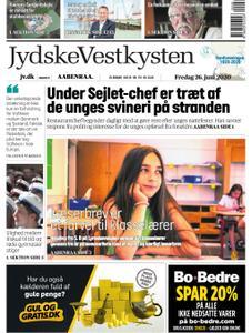 JydskeVestkysten Aabenraa – 26. juni 2020