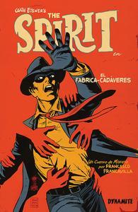 Will Eisner's The Spirit: El Fabrica-Cadáveres