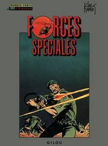 Forces spéciales - Bérets Verts - Tome 1 - Vietnam