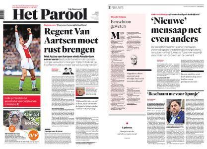 Het Parool – 03 november 2017
