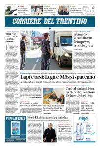 Corriere del Trentino - 10 Luglio 2018