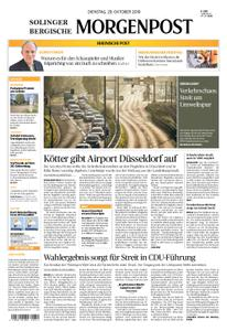 Solinger Morgenpost – 29. Oktober 2019