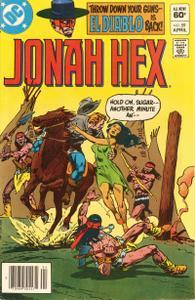 Jonah Hex 59 c2c (DC Comics) (1982 April)