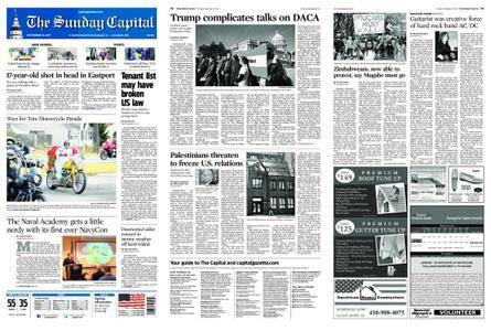 The Capital – November 19, 2017