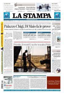 La Stampa Imperia e Sanremo - 28 Febbraio 2018