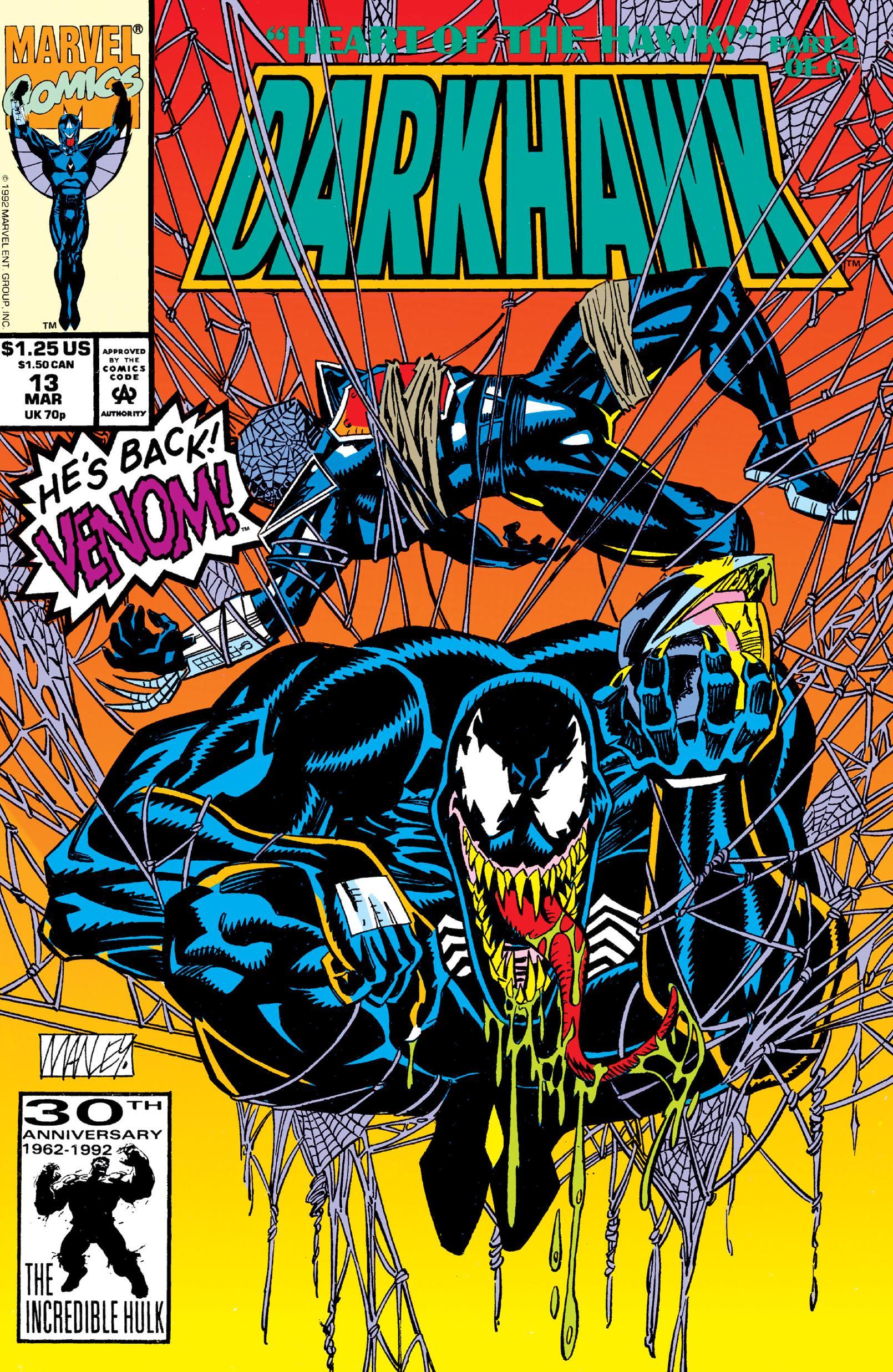 Darkhawk 013 1992 Digital Shadowcat