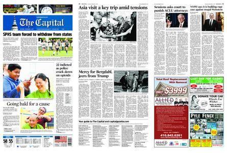 The Capital – November 04, 2017
