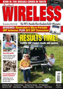 Practical Wireless - November 2019