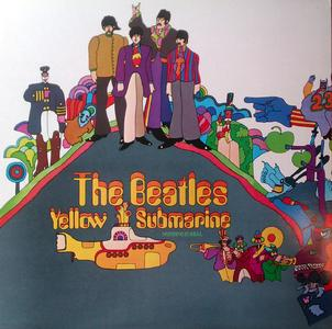 The Beatles - Yellow Submarine (1969) [LP, DSD128]