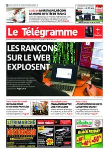 Le Télégramme Ouest Cornouaille – 05 décembre 2020