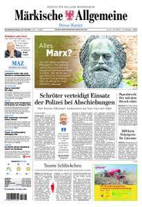 Märkische Allgemeine Dosse Kurier - 05. Mai 2018