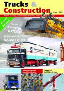 Trucks Construction - Januar 2021