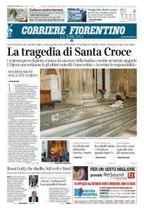 Corriere Fiorentino La Toscana - 20 Ottobre 2017
