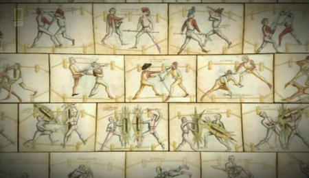 National Geographic - Medieval FightBook (2010)