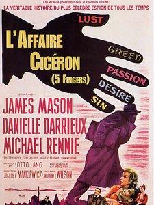 5 Fingers (1952) L'affaire Cicéron