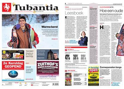 Tubantia - Enschede – 24 december 2018