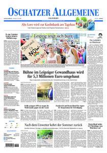 Oschatzer Allgemeine Zeitung - 15. Juli 2019