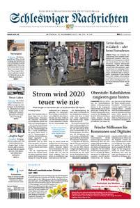 Schleswiger Nachrichten - 20. November 2019