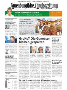 Lauenburgische Landeszeitung - 22. Januar 2018