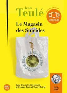 """Jean Teullé, """"Le magasin des suicides"""""""