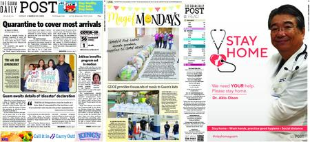 The Guam Daily Post – March 30, 2020