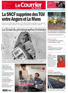 Le Courrier de l'Ouest Cholet – 20 novembre 2019