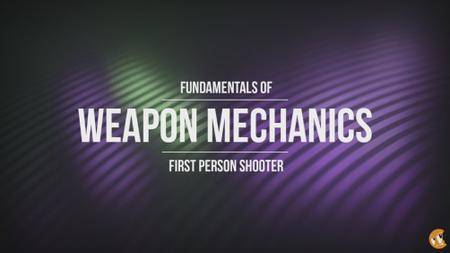 CGCookie - Fundamentals of Weapon Mechanics in Unity