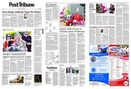 Post-Tribune – December 25, 2018