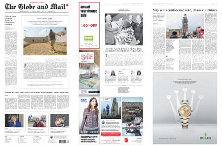 The Globe and Mail – January 17, 2019
