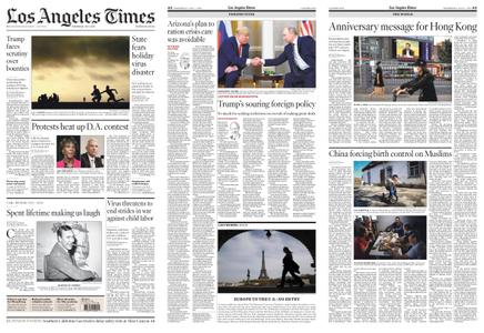Los Angeles Times – July 01, 2020