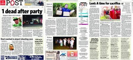 The Guam Daily Post – March 25, 2018