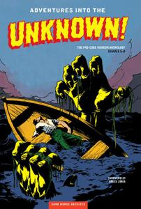 Dark Horse-Adventures Into The Unknown Archives Vol 02 2016 Hybrid Comic eBook