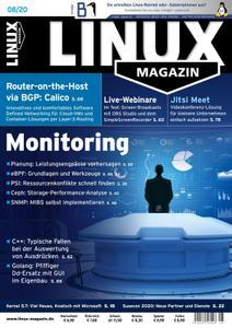 Linux-Magazin – August 2020