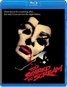 Too Scared to Scream (1984) + Extras