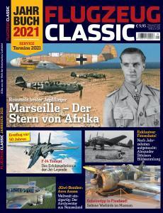 Flugzeug Classic - Jahrbuch 2021
