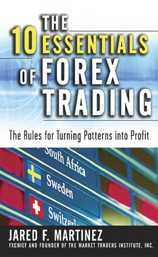 10 essentials of forex trading pdf